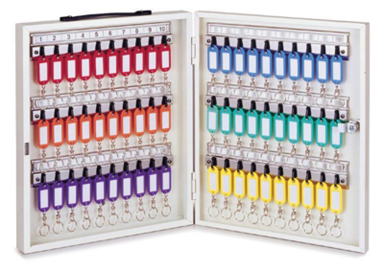 c.) 60 Hook Key Cabinet (heavy Duty). 584-60 | AutoDealerSupplies ...
