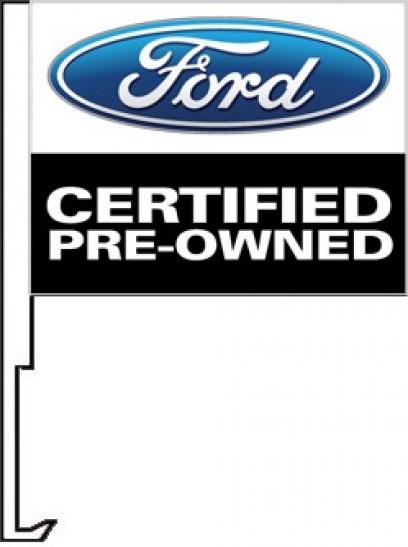 ford certified pre owned clip on car flag qty 6 nsw 36. Cars Review. Best American Auto & Cars Review
