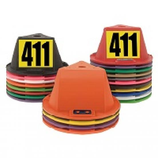 Magnetic Car Top Hats Qty 100 For Service Department
