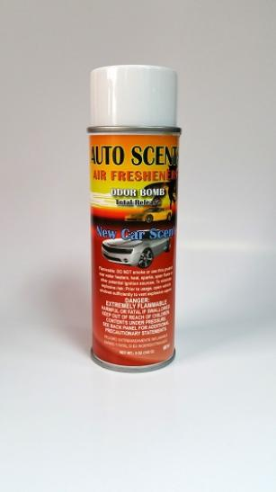 odor bomb new car scent 45400 is your 1 source for auto dealer supplies. Black Bedroom Furniture Sets. Home Design Ideas