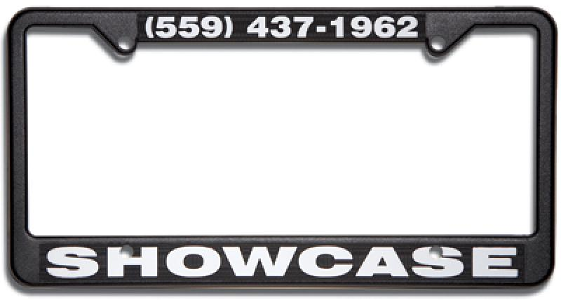 custom motorcycle license plate frames qty 250 4878 autodealersuppliescom is your 1 source for auto dealer supplies